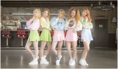 """[Kpop MV Review] Red Velvet's Part 2 counts as another slight against their f(x) sunbaes on SM Ent's part, but """"Ice Cream Cake"""" is a better show than """"Automatic"""", despite valid plagiarism accusations."""