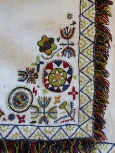 Mulgi Embroidery