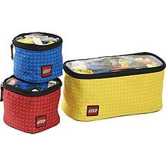 Lego Toy Organizer Cubes- $20.00