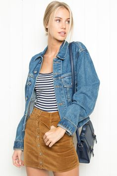 Brandy ♥ Melville | Nanna Skirt - Clothing