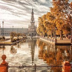 #Sevilla, de ensueño.