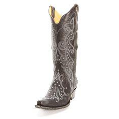Old Gringo Black Celeste Cowgirl Boots