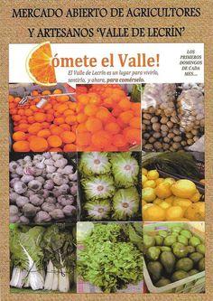 ¡Cómete el Valle! Un Mercado del Valle de Lecrín