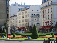 Neuilly-sur-Seine; a suburb outside of Paris where I lived for 4 months. I love this place.