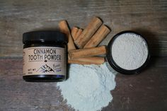 Items similar to Tooth Powder. Hand Made & All Natural. on Etsy Tooth Powder, Bentonite Clay, Make All, Baking Ingredients, Cookie Dough, Teeth, Cinnamon, Natural, Handmade