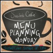 Menu Planning Monday link up & recipes #DinnerIdeas
