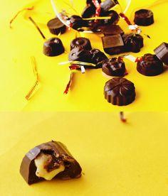 Chocolate candy, liquor candy, homemade chocolates Liquor Candy, Homemade Chocolates, Pistachio Cream, Chocolate Liquor, Pistachios, Diwali, Truffles, Fudge, Cherry