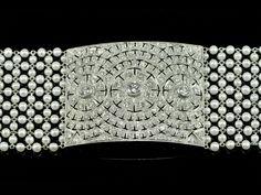 Pearl & Diamond Choker