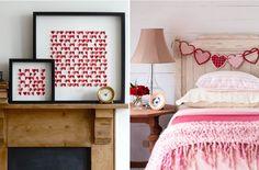 Decorar la casa en San Valentín: Pequeños detalles que importan