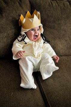 Wild Thing by santheo: Roarrrrrr! #Max #Babies #Wild_Thing #Costume