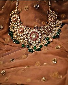 bridal sets & bridesmaid jewelry sets – a complete bridal look Indian Jewelry Sets, Indian Wedding Jewelry, Bridal Jewelry, Pakistani Jewelry, Indian Accessories, India Jewelry, Bridal Necklace Set, Long Pearl Necklaces, Bridesmaid Jewelry Sets