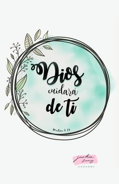 Si Dios cuida de las aves del cielo, crees que no cuidará de ti? Claro que lo hará Christian Messages, Christian Quotes, Bible Quotes, Bible Verses, Biblical Verses, Christian Love, Gods Not Dead, God Loves You, God First