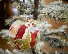 shabby chic christmas ideas - Google Search