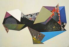 Shape Colour Space: Isabelle Borges