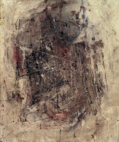 Composizione IV - Wols (Otto Wolfgang Schulze)