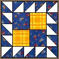 Gay Two Patch Quilt Pattern