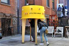 French Vending Machines Dispense Short Stories