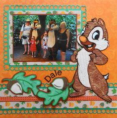 Genuine Disney 2005 Chip /& Dale Tiki Totem Pole Collectible Pin **READ**