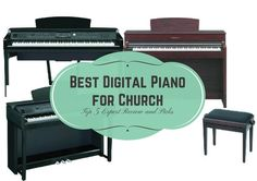 Are you looking to purchase a digital piano for Church? You have to keep many factors in your mind. Here we have reviewed top 5 digital piano for Church. Best Digital Piano, Factors, Mindfulness, Tops, Consciousness