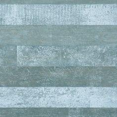 Behang sloophout grijs/blauw 46502 - VOCA
