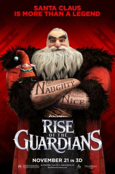 Santa Claus - Rise of the Guardians 11.21.12
