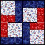 Sew Block Quilt Quilts To Be Stitched - Six patch quilt patterns. Lots of free blocks with a link to a full pattern directory Easy Quilts, Mini Quilts, Scrappy Quilts, Quilt Block Patterns, Pattern Blocks, Quilt Blocks, Quilting Tutorials, Quilting Projects, Quilting Designs