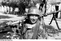 FJ with MG34