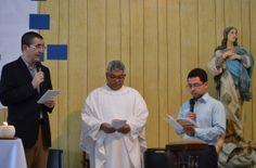 El Salvador: Profesión perpetua del H. Alejandro Gustavo Herrera Galicia