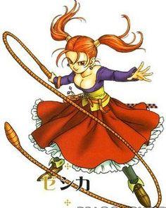 Jessica Albert (Dragon Quest VIII)