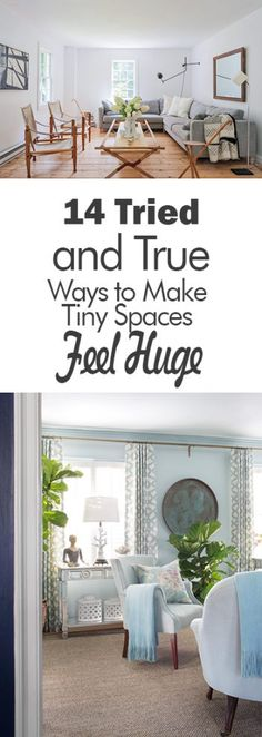 Tiny Space Organization, How to Organize Small Spaces, Small Home Decor Ideas, Clutter Free Home, How to Reduce Clutter In Your Home, Organization, Home Organization Tips and Tricks