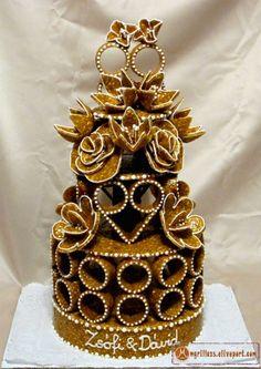 Money Dance, Bread Art, Wedding Candy, Cake Cookies, How To Make Cake, Cake Designs, Communion, Bracelets, Google