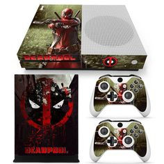 Video Games & Consoles Video Game Accessories Storm Trooper Xbox One S 5 Sticker Console Decal Xbox One Controller Vinyl Skin Comfortable And Easy To Wear