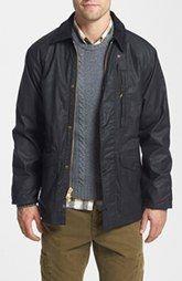Filson 'Mile Marker' Coated Jacket