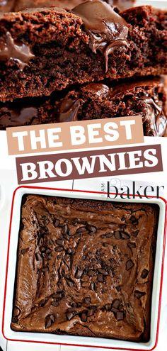 brownies crack on top