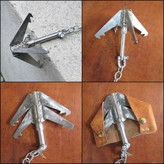 grappling hook by graemo