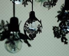 lace bulb lights