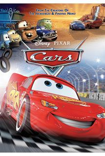 Cars best movie ever! I realy like kid  movies simply because i dont have to think.