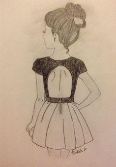 268 Fantastiche Immagini Su Disegni Ragazze Tumblr Girl Drawings
