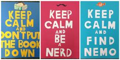 5th and 6th Grade: Keep Calm And... (For the Love of Art)