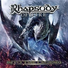 Rhapsody Of Fire - Into The Legend (2016)