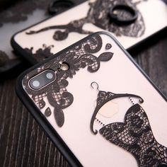 Factory wholesale phone cases For Apple Iphone 7 Plus 6 6s Plus Case Sexy Lace skirt Fashion Kickstand Back Cover | iPhone Covers Online