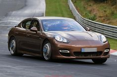 cool bugatti 2017 image hd Next Gen Porsche Panamera Launching in 2017 With New Engines