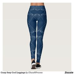 Crazy Sexy Cool Leggings http://www.zazzle.com/chaosnprocess*