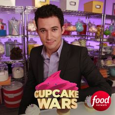 Cupcake Wars: Private Practices Kate Walsh picks treats for her Billionaire Boyfriend Kate Walsh, Cupcake Wars, Food Shows, Good Cause, Best Tv Shows, Food Network Recipes, Cheer, Comedy, About Me Blog