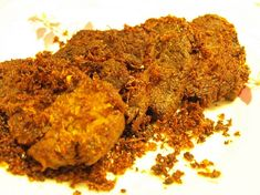 resep empal daging serundeng