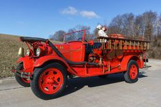 1929 Ford Model AA Authentic Fire Truck Howe Fire Apparatus Conversion Restored for sale: photos, technical specifications, description Fire Dept, Fire Department, Pickup Trucks For Sale, Fire Equipment, Heavy Machinery, Fire Apparatus, Fire Engine, Ford Models, Ford Trucks