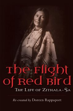 The+Flight+of+Red+Bird:+The+Life+of+Zitkala-Sa+on+www.amightygirl.com