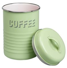 vintage coffee canister | Typhoon Vintage Coffee Canister