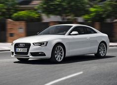 Sleek looking Audi A5 2.0 TDI 177 SE 2dr Multitronic at cheap lease deals from only £328.99!