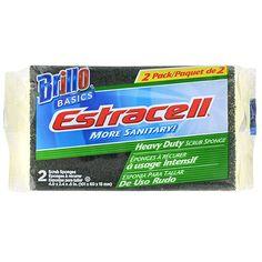 Brillo Basics Scrub Sponges, 2-ct. Packs